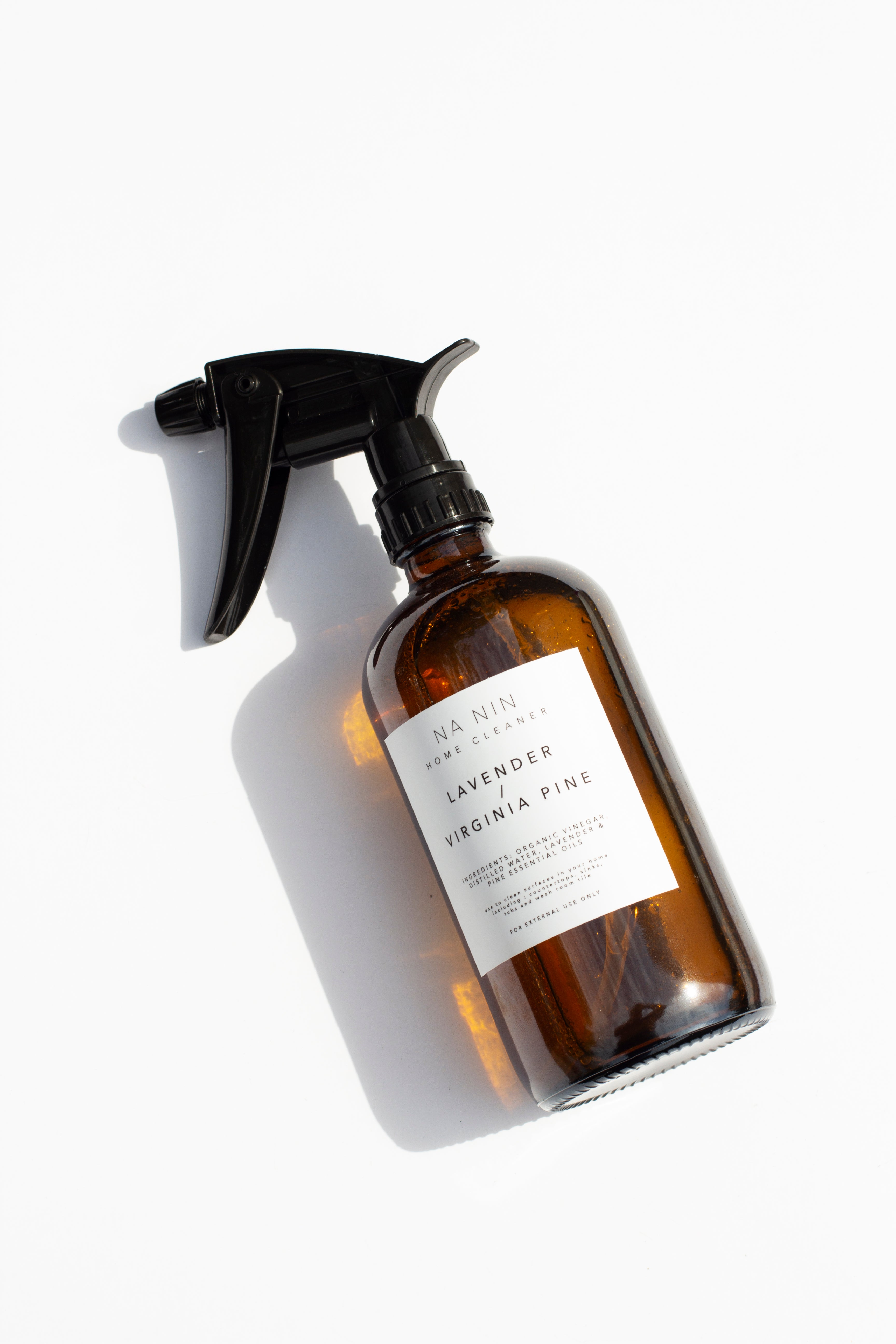 Lavender & Virginia Pine Home Cleaner