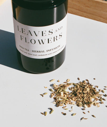 Leaves and Flowers Tea - Multiple Blends Available