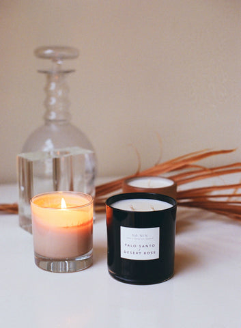 NA NIN 9oz PAIRINGS CANDLES : MULTIPLE SCENTS AVAILABLE
