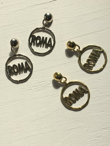 Mondo Mondo ROMA Earrings