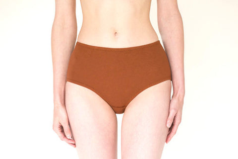 Pansy High Rise Brief / Available In Multiple Colors
