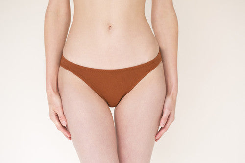 PANSY LOW RISE BRIEF / AVAILABLE IN MULTIPLE COLORS