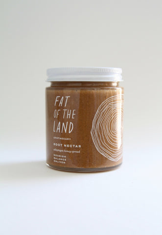 Fat Of The Land / Root Nectar Adaptogen Honey Spread