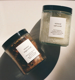Na Nin Beauty Collection : Mineral Salt Scrub