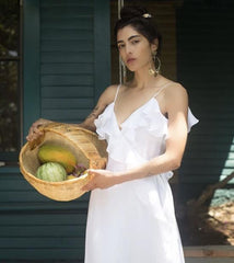 beatrice valenzuela alcatraz dress white silk na nin studio