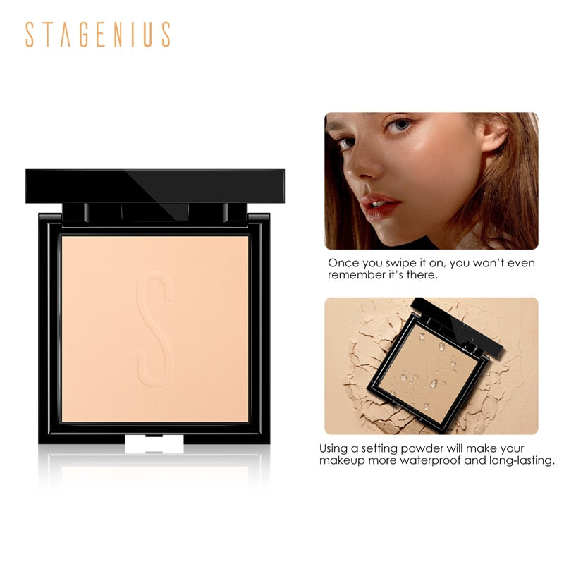 STAGENIUS Face Powder