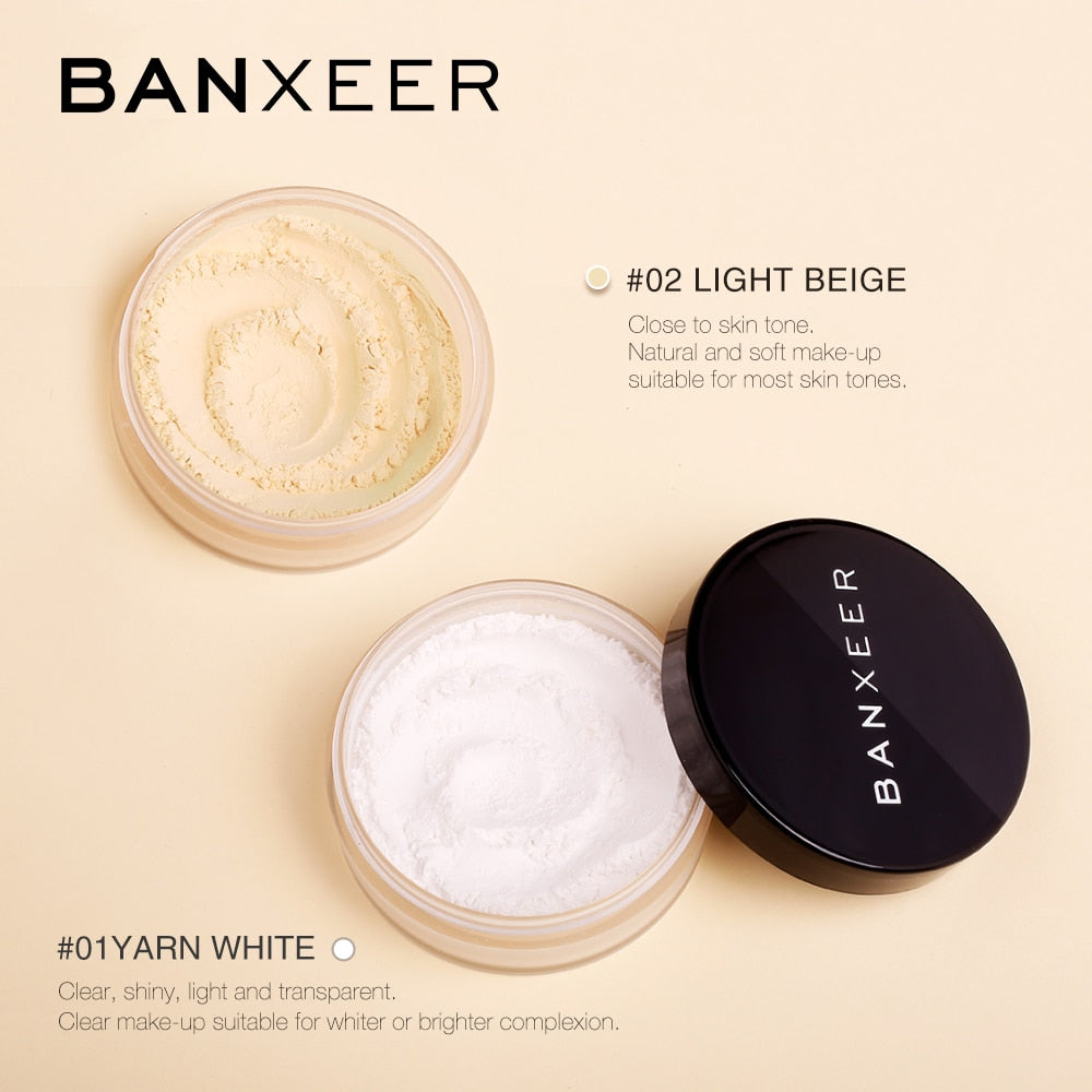 BANXEER Smooth Loose Powder