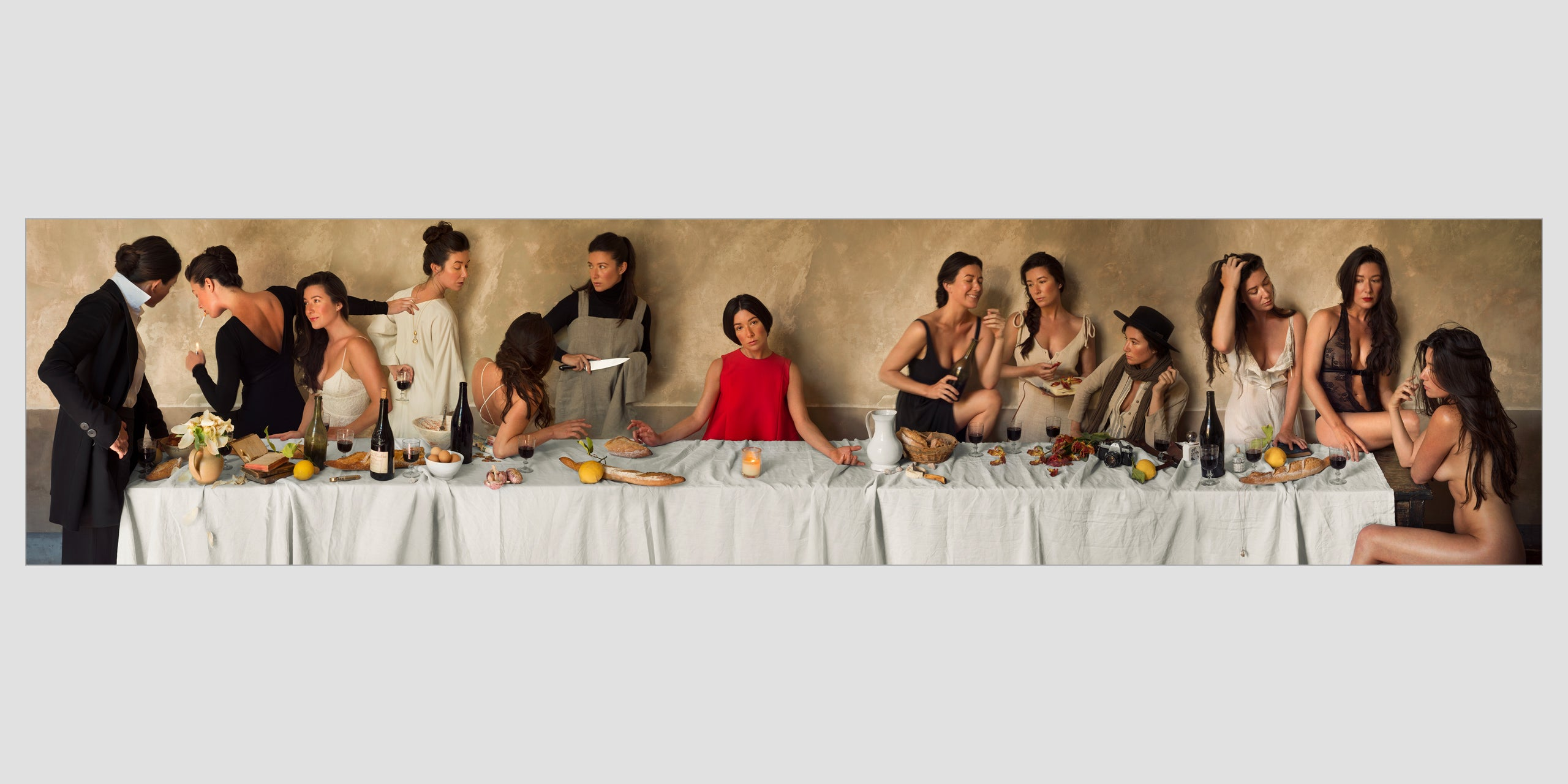 The Last Supper - Artist Proof
