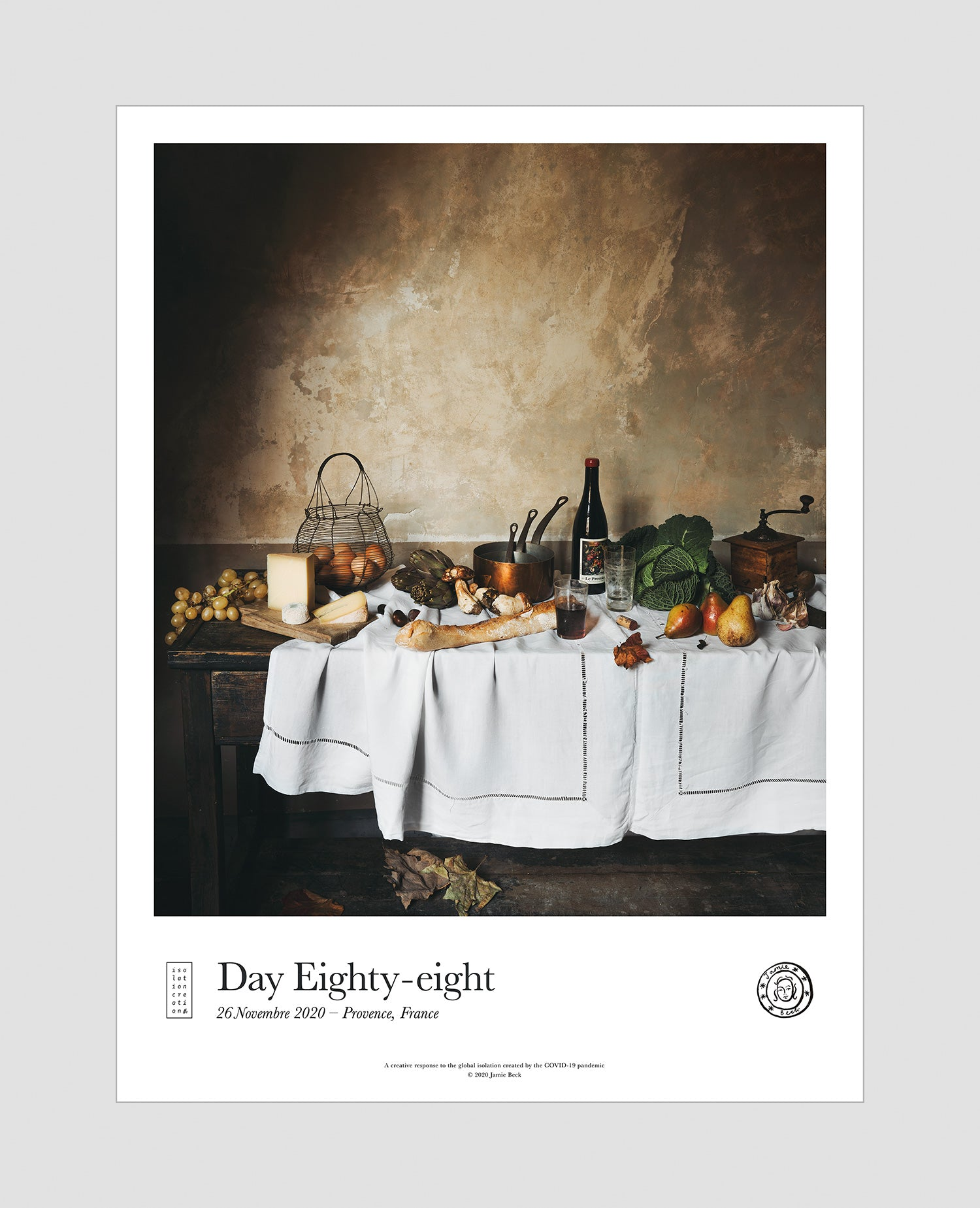 Day Eighty-eight Poster