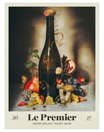 Load image into Gallery viewer, Domaine Milan Pinot Noir 2017 - Posters