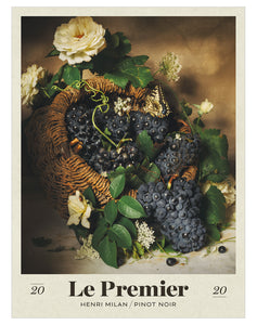 Domaine Milan Pinot Noir 2020 - Posters