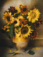 Load image into Gallery viewer, Coustellet Market Sunflowers Poster
