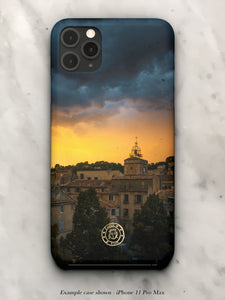 Apta Julia at Sunset Phone Case