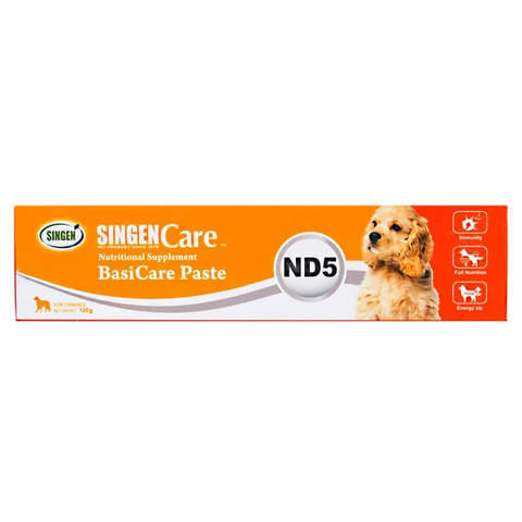 Singen Supplement BasiCare Paste for Dog 120g