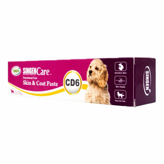 Singen Supplement Skin and Coat Paste for Dog 120g