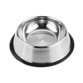 16oz Stainless Steel Non Skid Bowl