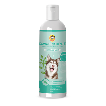 Doggies Choice Kawati Naturale Cool Peppermint Shampoo 250ml