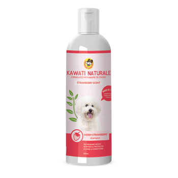 Doggies Choice Kawati Naturale Merry Strawberry Shampoo 250ml
