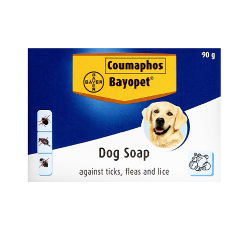 Bayopet Tick & Flea Soap 90g