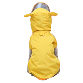 Animal Pet Raincoat