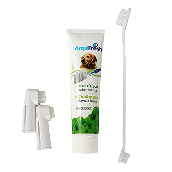 Pet Clean Finger Toothbrush