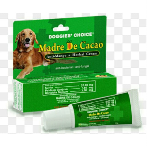 Doggies Choice Anti Mange + Herbal Cream 15gm
