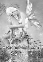 Fantasy Fairies - Amazing Enchanted Fairy Beauty Girls - Printable Format Book