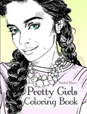 Pretty Girls - Various Portraits Styles With Beautiful Women Faces - Printable Format Book
