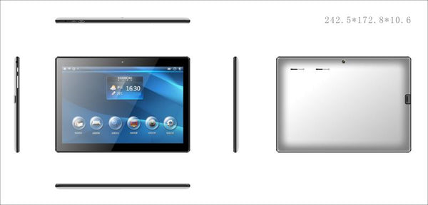 "10 - 32"" Touchscreen Tablet with Android OS or Windows Operating System"
