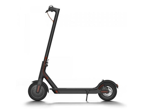 Electric Scooter, Folding - 350W battery, 30 km range, 15-20-25 km/t Cruise Control (M365 Black, White)