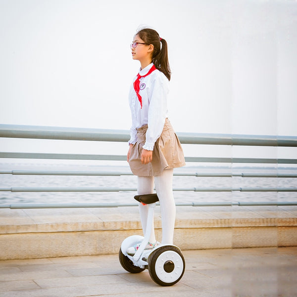 eWheels 54V - Two Wheel Electrical Hoverboard & Self Balance Leg Control Scooter