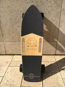 Blurby Electric Skateboard, 1800W, 20-25 km, 30 km/t