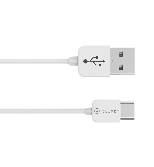 Blurby USB Type C to 2.0 USB-A Cable