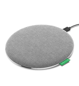 Blurby fast wireless textile mobile charger