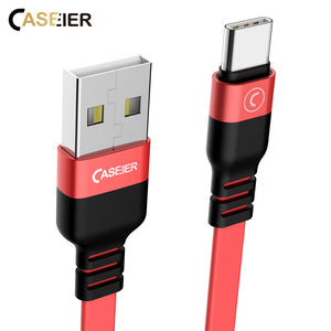 USB to Micro USB or USB Type C High-Quality Charging Cable. Supports 480 MBPS Data Transfer Rates for Smartphones, Tablets and iPhones