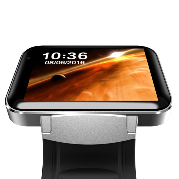 "2.2"" Android Bluetooth 3G SmartWatch with GPS Google Maps, Fitness Tracker Pedometer, WIFI and Bluetooth support for Android & iPhone"