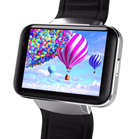 "2.2"" Android Bluetooth 3G SmartWatch with GPS Google Maps, Fitness Tracker Pedometer, WIFI and Bluetooth support"