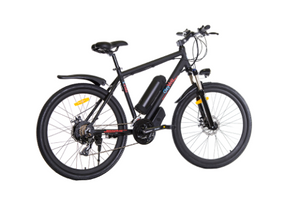 "eBike 26"" OxyVolt iRide, 350W - 21 speeds"