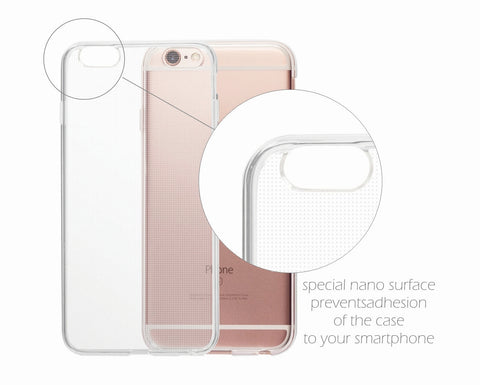 Swissten Premium Quality Clear Jelly Protection Case for iPhone 7/8