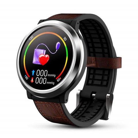"1.3"" Multi-Sports SmartWatch with Heart Rate, Blood Pressure, Sleep Health Monitoring, Waterproof for Android & iPhone"