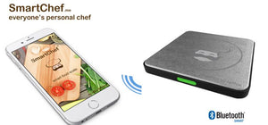SmartChef.me - Food Scale with Smart App for eating healthy