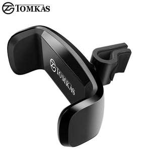 TOMKAS Air Vent Mobile Phone Holder with Flexible Bracket for most SmartPhones or iPhones