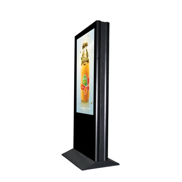 "All-in-One 80"" Indoor Touchscreen HDTV Display with Android or Windows PC for Commercials & Service interaction"