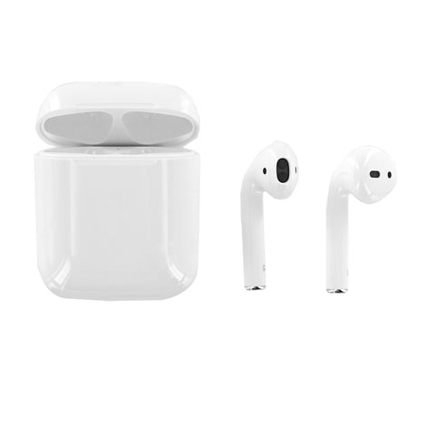 Apple AirPods (2019) MRXJ2ZM/A with Wireless Charging Case
