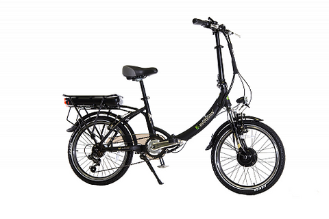 "26"" eMotion CityKing2 Folding Bike, 250W - 6 speeds"