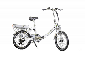 "26"" eMotion Folding CityBike, 250W - 6 speeds, 30 km/t, 30 km range"