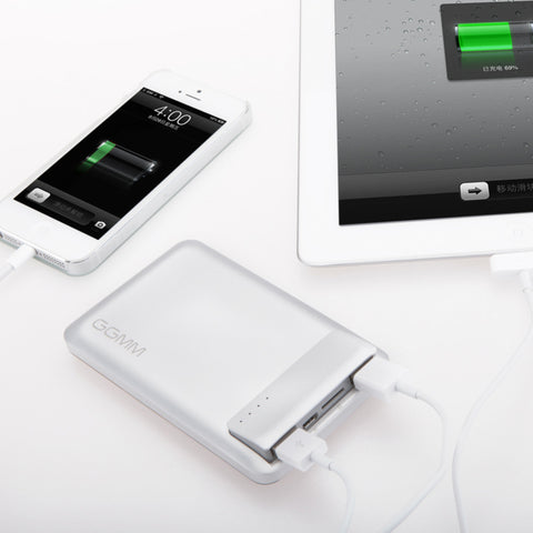 GGMM Streamliner Powerbank Battery, 6000 mAh