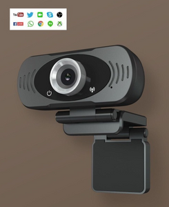 Web Camera HD 1080p for video calls and surveillance