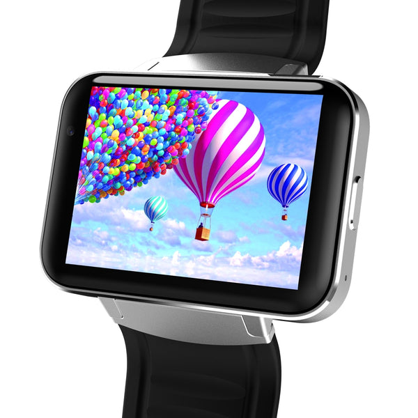 "2.2"" Bluetooth Android SmartWatch with GPS Google Maps, Pedometer Fitness Tracker, WIFI and Bluetooth support"