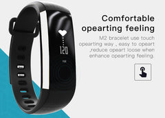 New Fitness Tracker, Cardiaco Blood Pressure & Heart Pulse Monitor SmartWatch Wristband for Android & iPhone